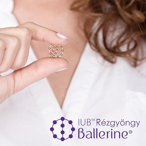 IUB Ballerine Contraceptive IUD