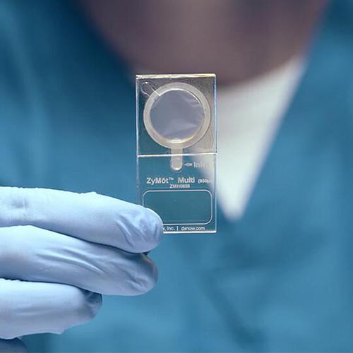 ZyMot sperm selection device